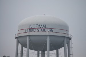 A Normal Water Tower