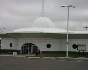 Vulcan Visitor Center