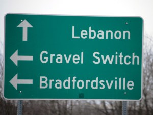 Gravel Switch, KY