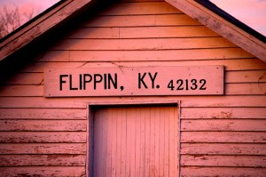 Flippin, Kentucky Post Office