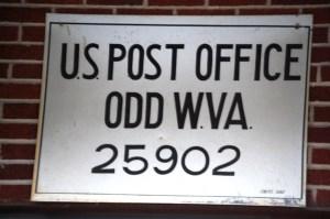 Odd, West Virginia Post Office