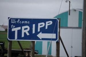 Welcome to Tripp, South Dakota