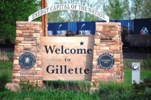 Welcome to Gillette, WY