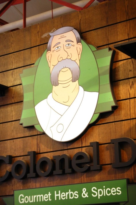 Colonel De's Gourmet Herbs and Spices