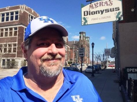 Sumoflam at Myra's Dionysus in Cincinnati