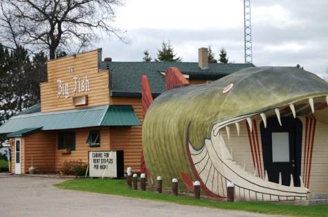 Big Fish at Big Fish Restaurant