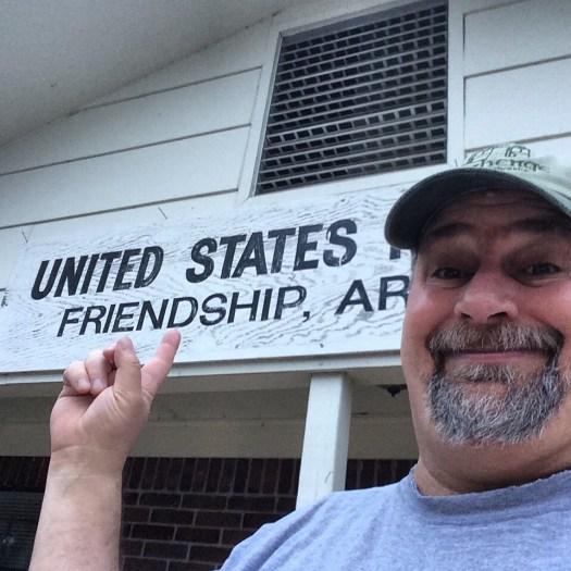 Sumoflam in Friendship, Arkansas