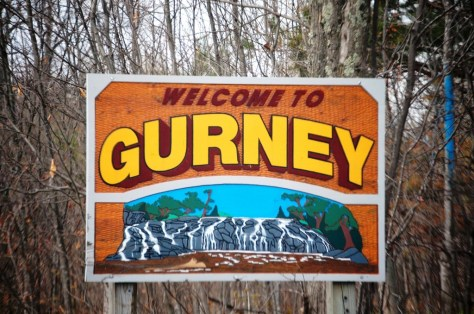Welcome to Gurney, WI