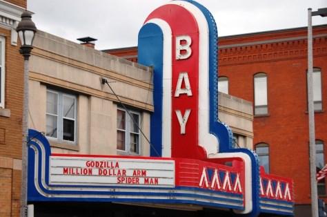 The Bay Theatre in Ashland, WI