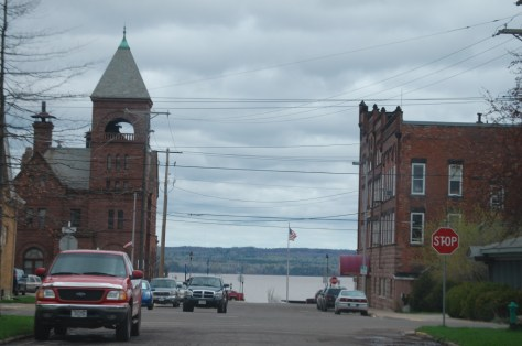 Downtown Ashland, WI
