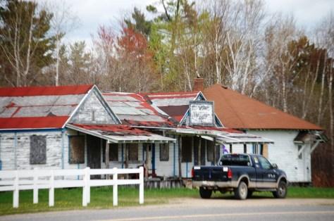 Old Cabins at Big Winnie