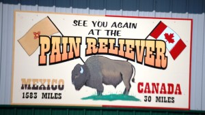 International Pain Reliever Bar in Nekoma, ND