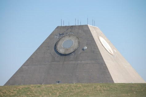 The Pyramid Shaped MSR of the Mickelson facility