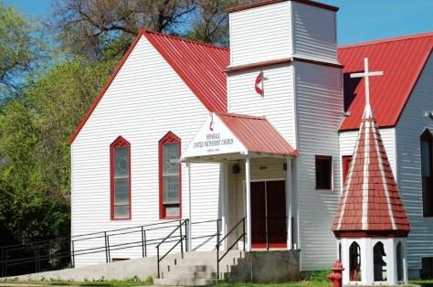 Hinsdale United Methodist Church, Hinsdale, Montana