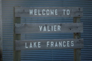 Welcome to Valier, Montana