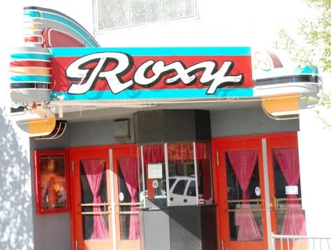 Roxy Theatre in Choteau, Montana