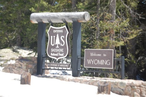 "Welcome ""back"" to Wyoming"