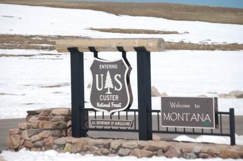 Welcome back to Montana