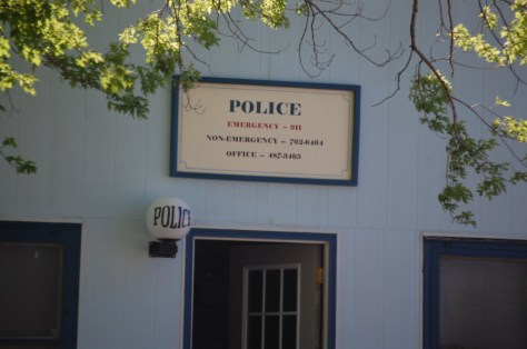 Hemingford Police Station