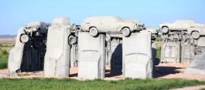 Carhenge - May 2014