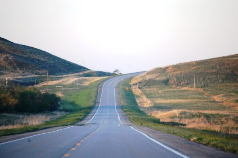 Nebraska Highway 2 Sandhills Journey
