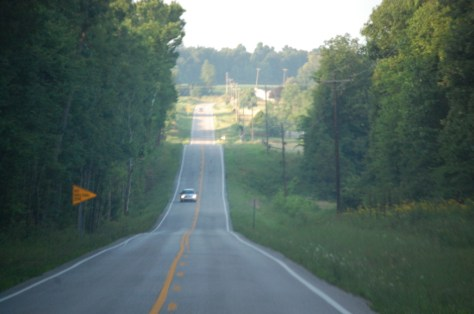 Kentucky Highway 79 just north of Russellville, KY