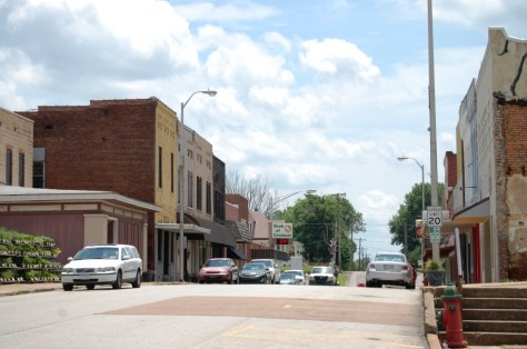 Downtown Bells, Tennessee