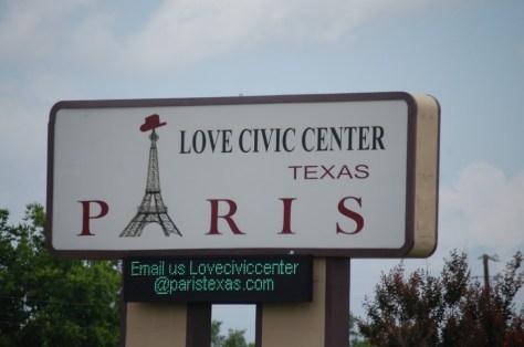 Paris, TX