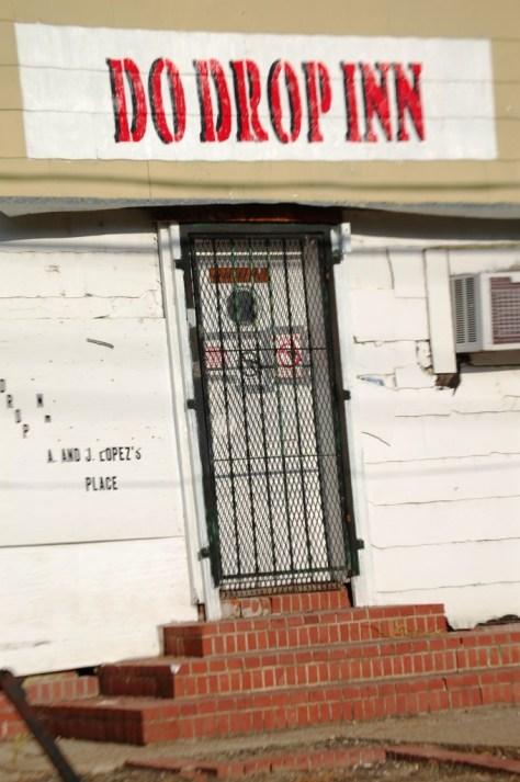 Famed Do Drop Inn Juke joint in Shelby, MS