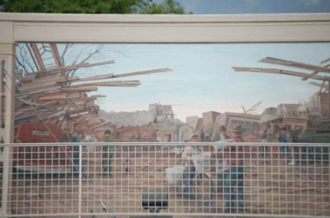 Vicksburg Wall Mural
