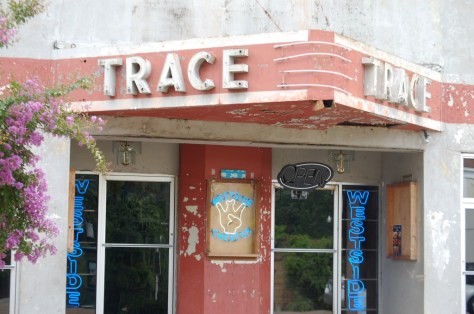 Old Trace Theater in Port Gibson, MS