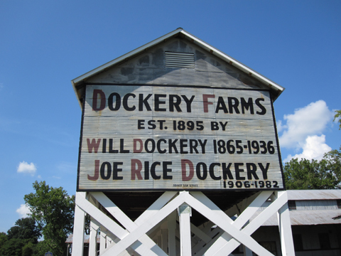 Dockery Farms Plantation near Cleveland, MS