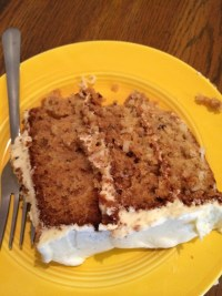Homemade Cake at Mammy's Cupboard in Natchez, MS