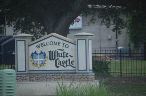 Welcome to White Castle, LA