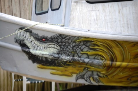 Now this is a Gator Boat!