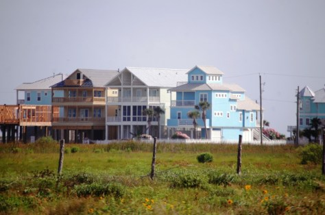 Beach Houses on Pirate's Beach