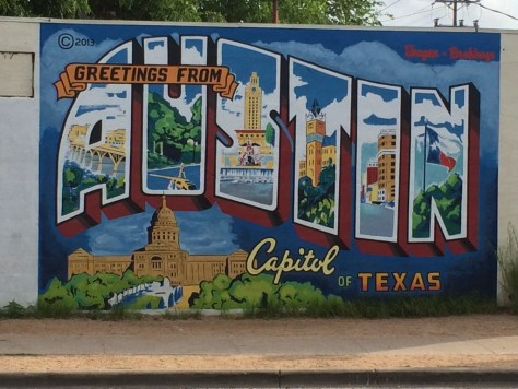 Welcome to Austin Mural - Austin, TX