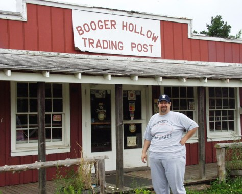 Booger Hollow Trading Post, Arkansas in 2007