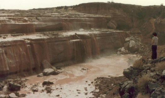 Grand Falls of the Little Colorado River