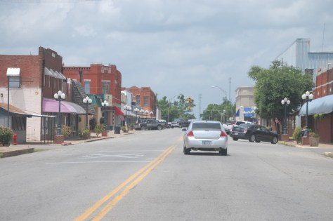 Downtown Hugo, OK
