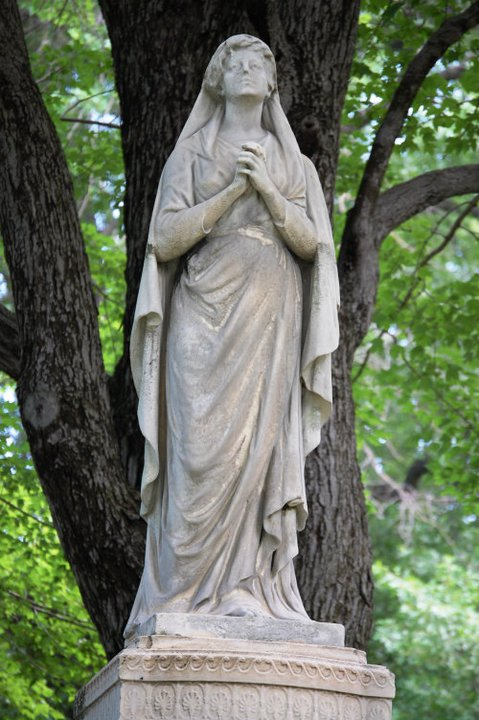 Lake View Cemetery in Cleveland