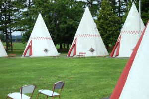 Wigwam Village in Cave City, KY