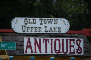 Old Town Upper Lake Antiques