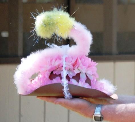 Flamingo Hats!