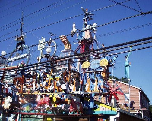 Hamtramck Disneyland in 2008 - Detroit