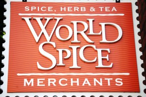 World Spice Market in Seattle