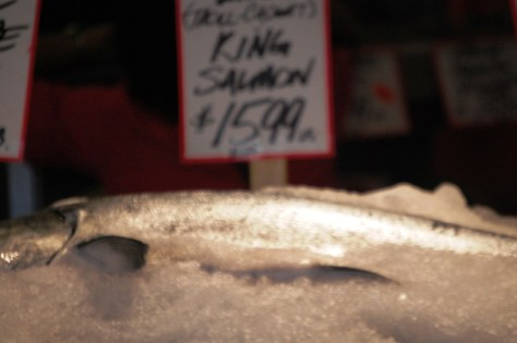 King Salmon at Pike Place Market