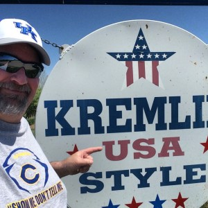 Kremlin, MT on US Hwy 2 in northern Montana in 2014