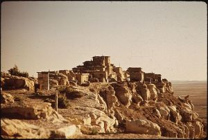 While working in Arizona I made over 100 trips to Walpi on the Hopi Indian Reservation in Northern Arizona