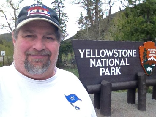 Visiting Yellowstone National Park in 2014